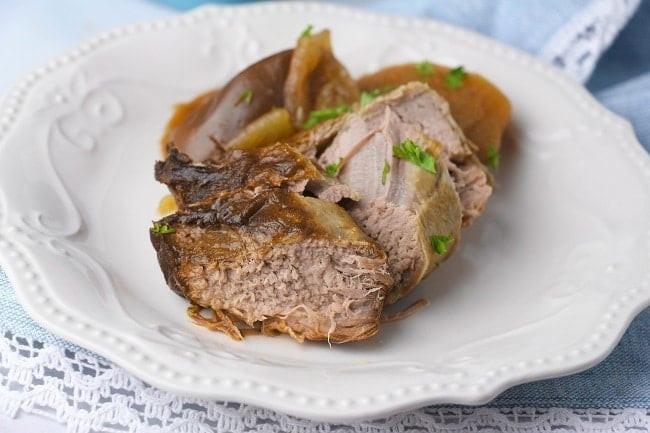 Instant Pot Pork Loin Recipe  Instant Pot Sweet Pork Tenderloin