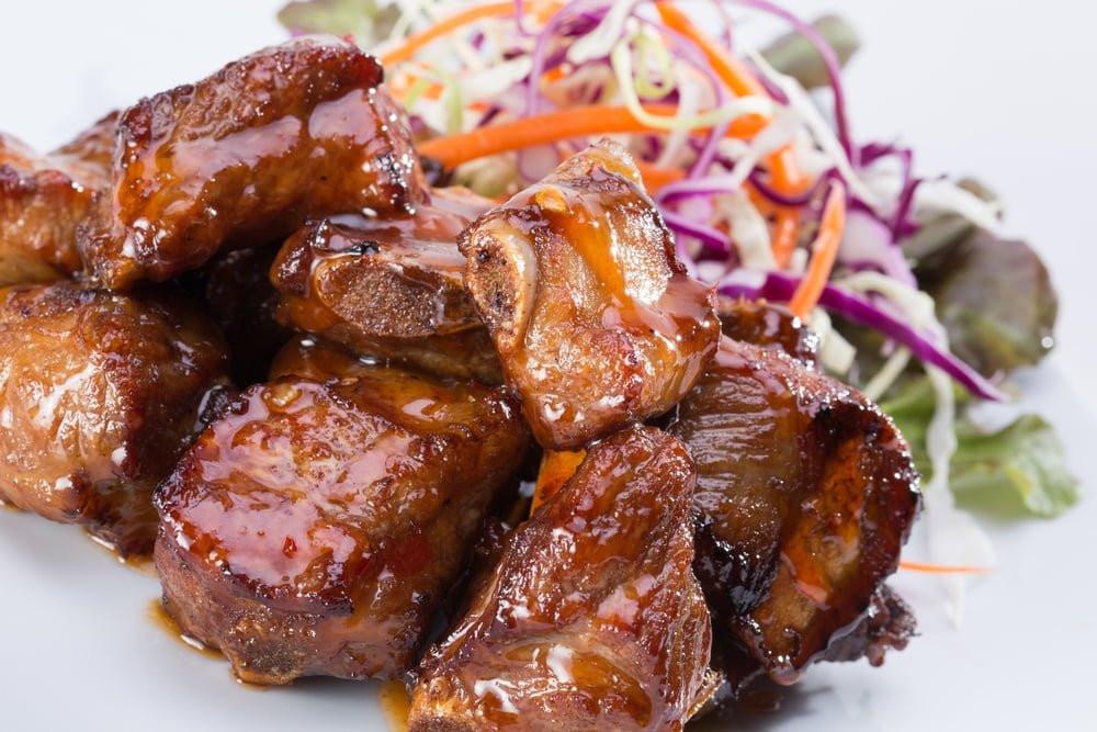 Instant Pot Pork Ribs  Instant Pot Bite Sized BBQ Pork Ribs • Recipe This