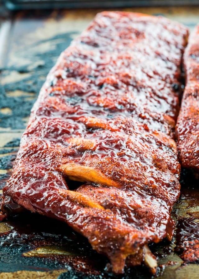 Instant Pot Pork Ribs  Instant Pot BBQ Pork Ribs Jo Cooks