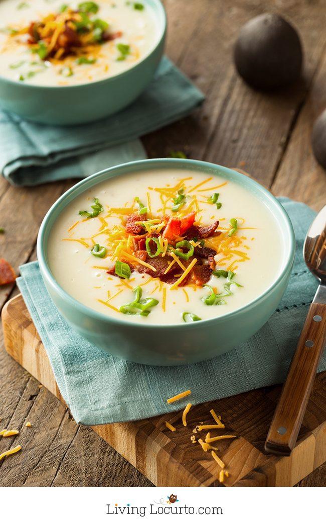 Instant Pot Potato Recipes  Instant Pot Potato Soup