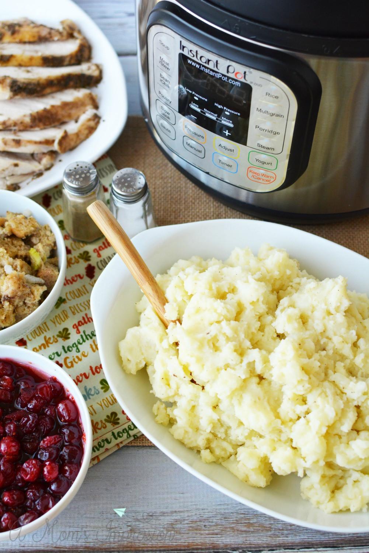 Instant Pot Potato Recipes  The Easiest Instant Pot Mashed Potatoes Recipe