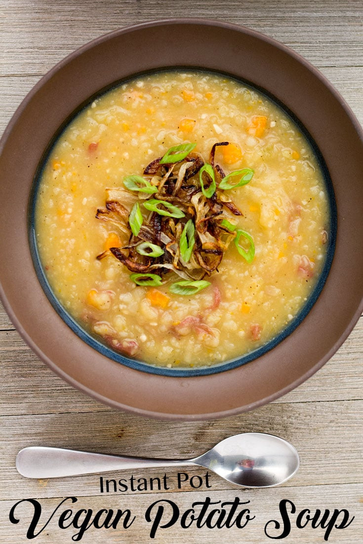 Instant Pot Potato Soup  Instant Pot Archives