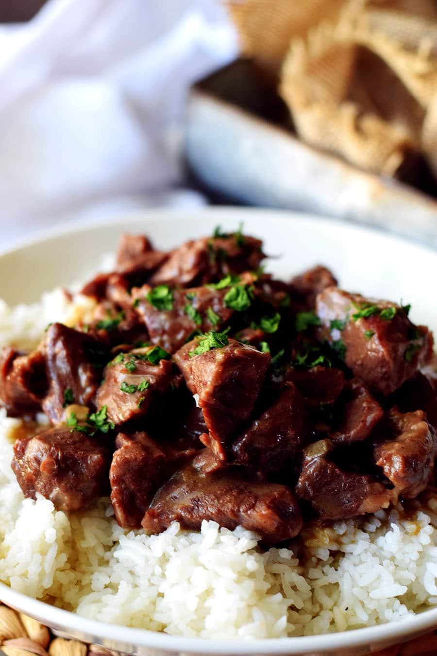 Instant Pot Recipes Beef  Instant Pot Beef Tips Pressure Cooker Beef Tips