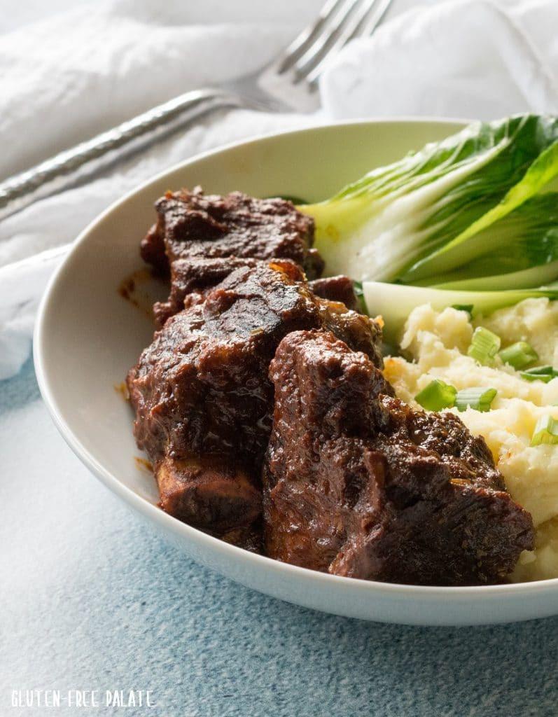 Instant Pot Recipes Beef  Instant Pot Pressure Cooker Beef Short Ribs
