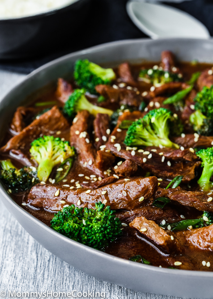 Instant Pot Recipes Beef  Easy Instant Pot Beef and Broccoli [Video] Mommy s Home