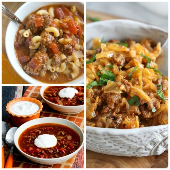 Instant Pot Recipes Ground Beef  The BEST Instant Pot Dinners with Ground Beef Slow