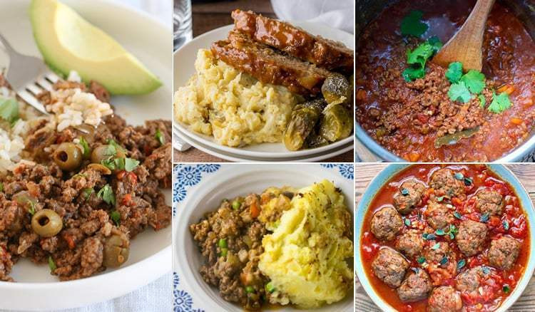 Instant Pot Recipes Ground Beef  The BEST Instant Pot Ground Beef Recipes You Will Love