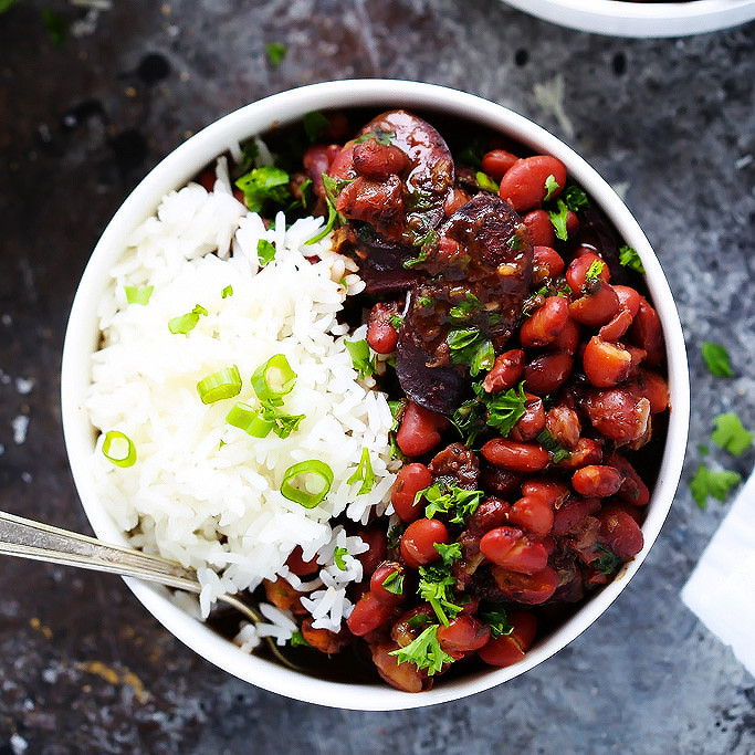 Instant Pot Red Beans And Rice  Instant Pot Red Beans & Rice