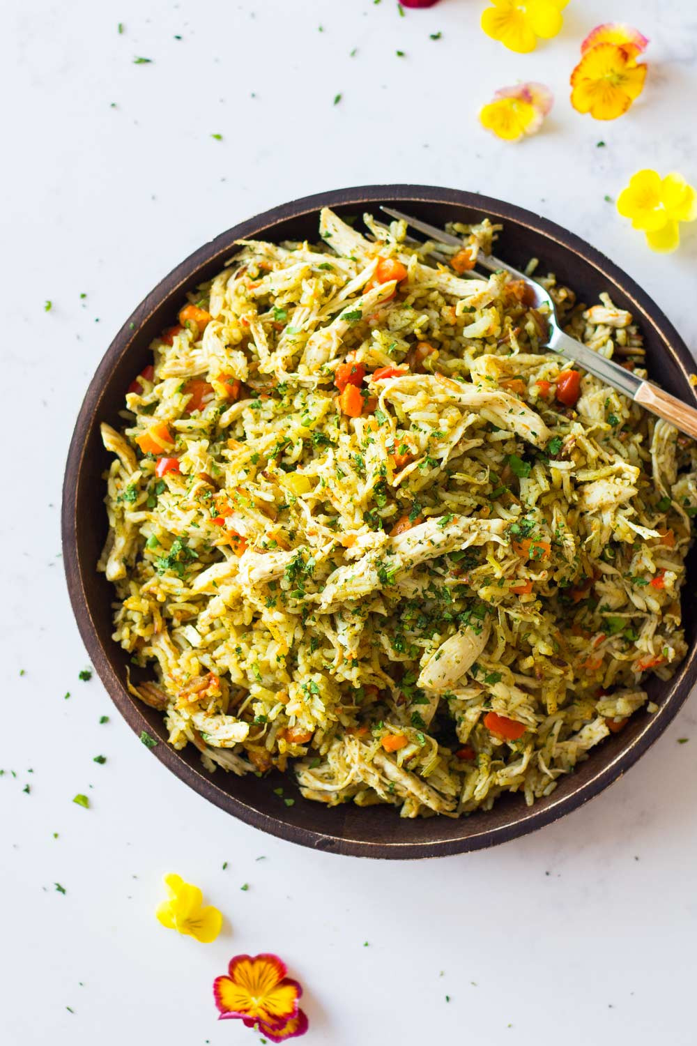 Instant Pot Rice Recipes  Quick and Easy Instant Pot Chicken and Rice Green