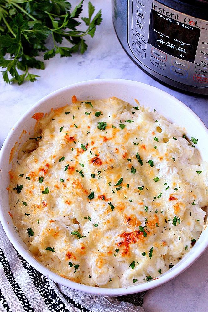 Instant Pot Scalloped Potatoes  Instant Pot Scalloped Potatoes Recipe Crunchy Creamy Sweet