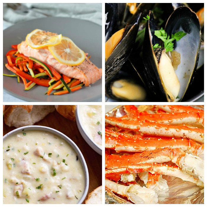 Instant Pot Seafood Recipes  25 Instant Pot Seafood Recipes That Will Make Your Heart