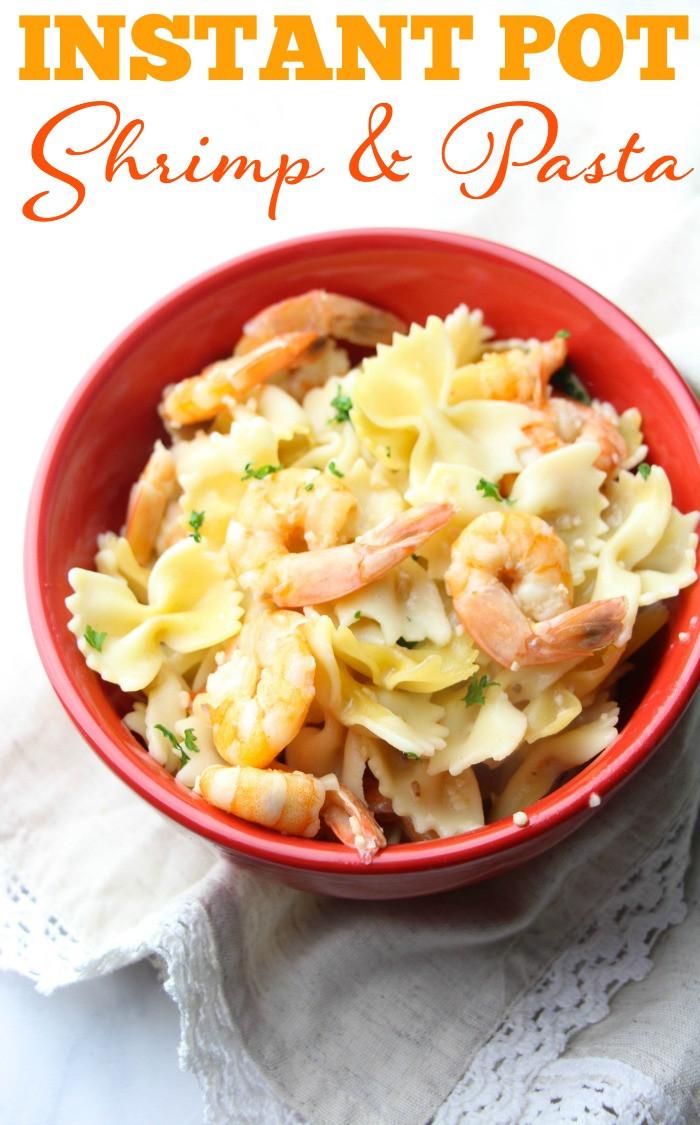 Instant Pot Seafood Recipes  Instant Pot Shrimp Recipe