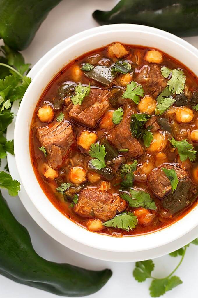 Instant Pot Stew Recipes  Instant Pot Posole Pork Stew Pozole