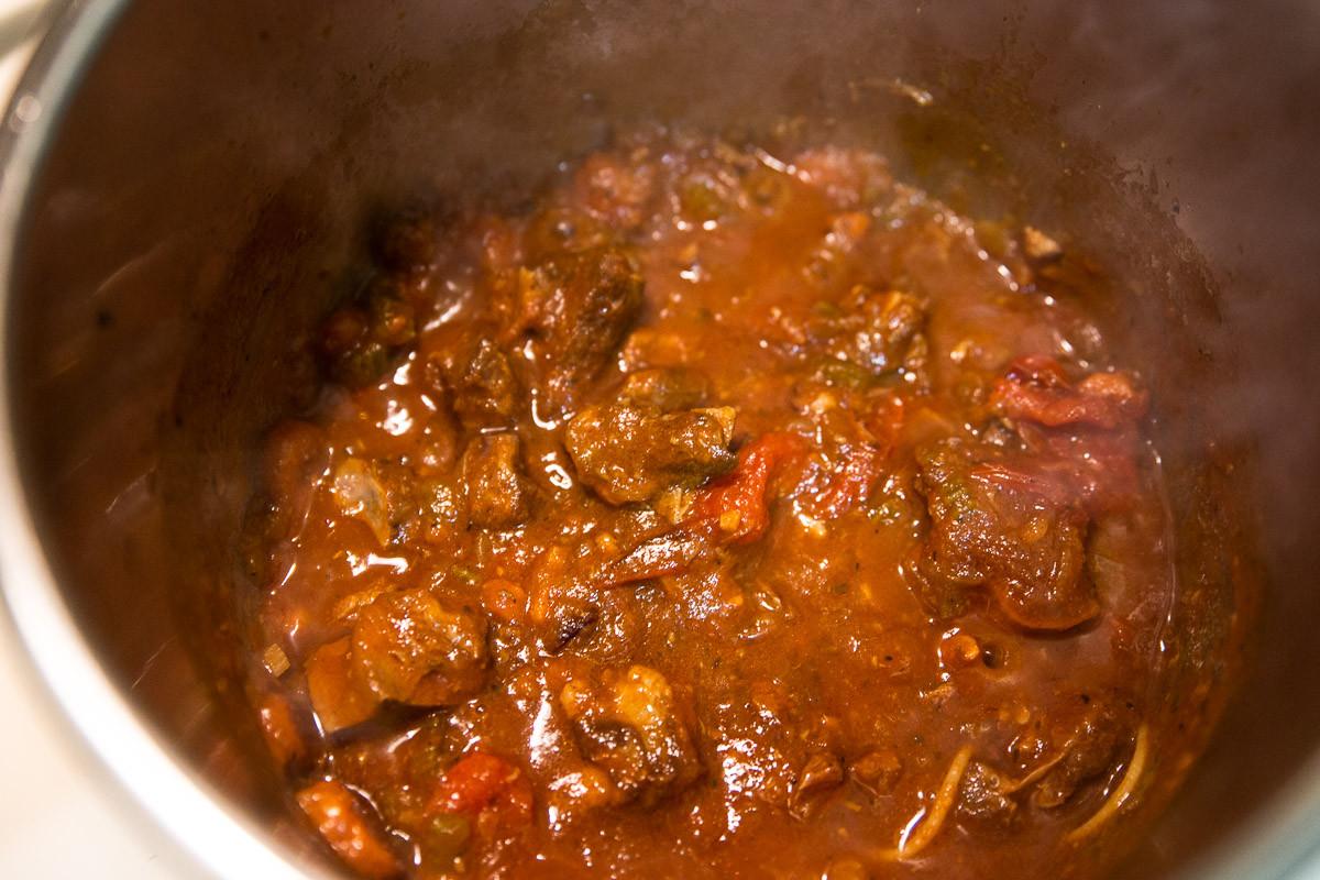 Instant Pot Stew Recipes  Instant Pot Pressure Cooker Goat Stew Recipe – NomRecipes