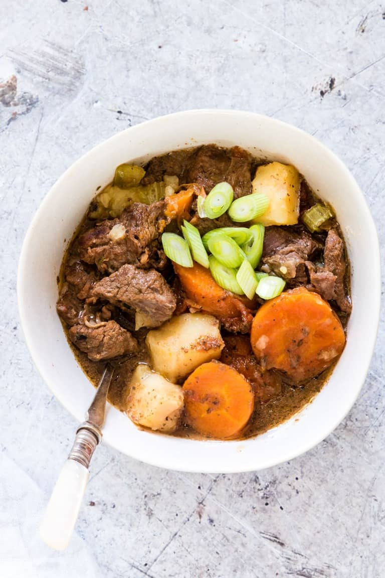 Instant Pot Stew Recipes  The Easiest Instant Pot Beef Stew Gluten free Recipes