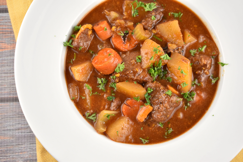 Instant Pot Stew Recipes  Instant Pot Beef Stew Recipe 6 Points LaaLoosh
