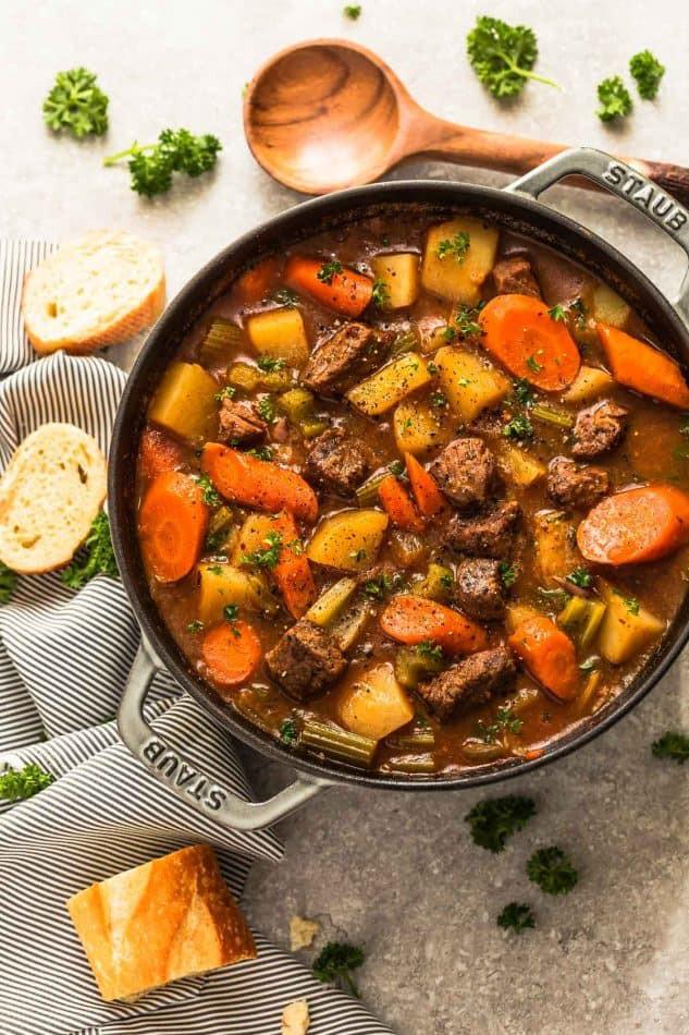 Instant Pot Stew Recipes  Instant Pot Beef Stew