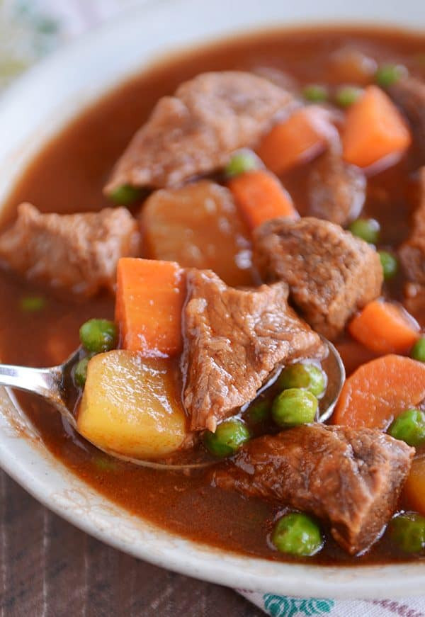 Instant Pot Stew Recipes  Perfect Instant Pot Beef Stew TheDirtyGyro
