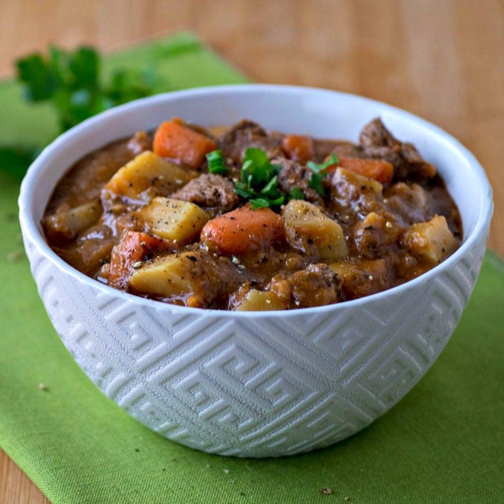 Instant Pot Stew Recipes  Instant Pot Lamb Stew Upstate Ramblings