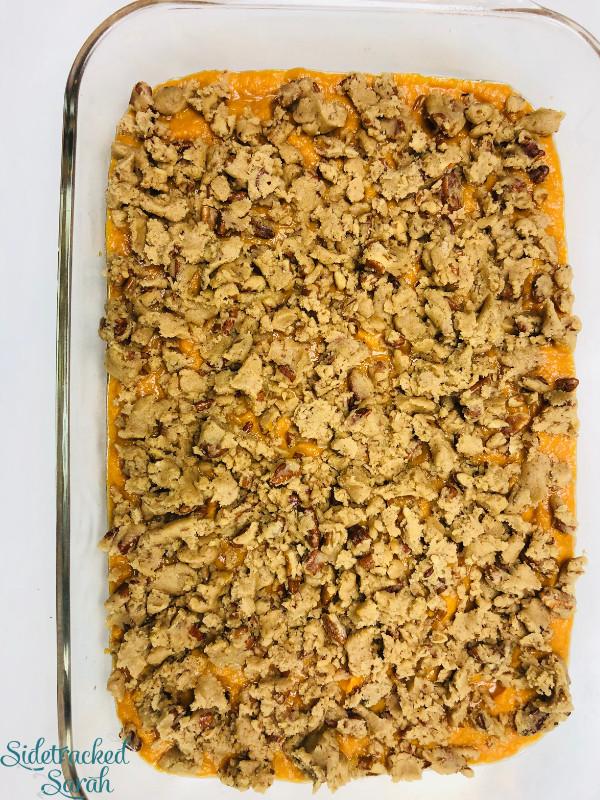 Instant Pot Sweet Potato Casserole  Instant Pot Sweet Potato Casserole