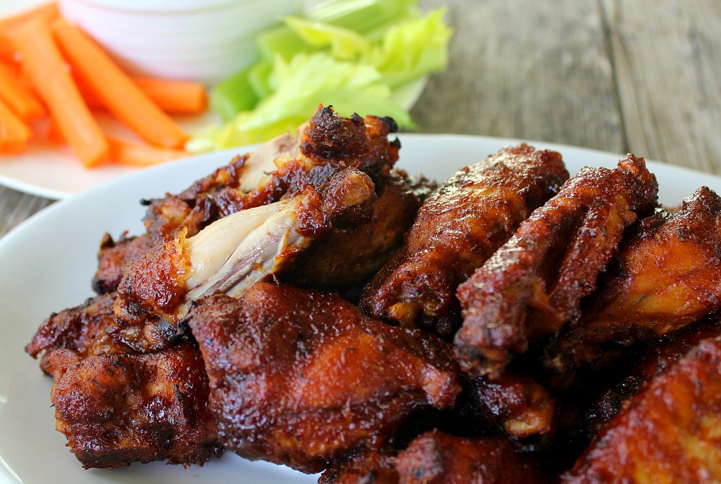 Instapot Chicken Wings  Instant Pot Easy Chicken Wings BBQ or Buffalo Style