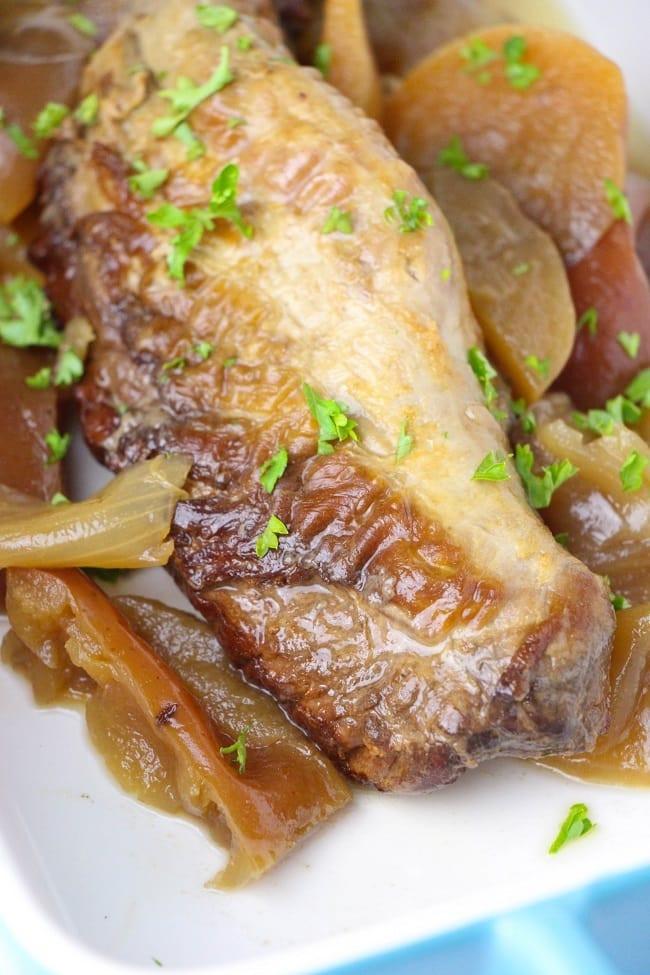 Instapot Pork Loin  Instant Pot Sweet Pork Tenderloin