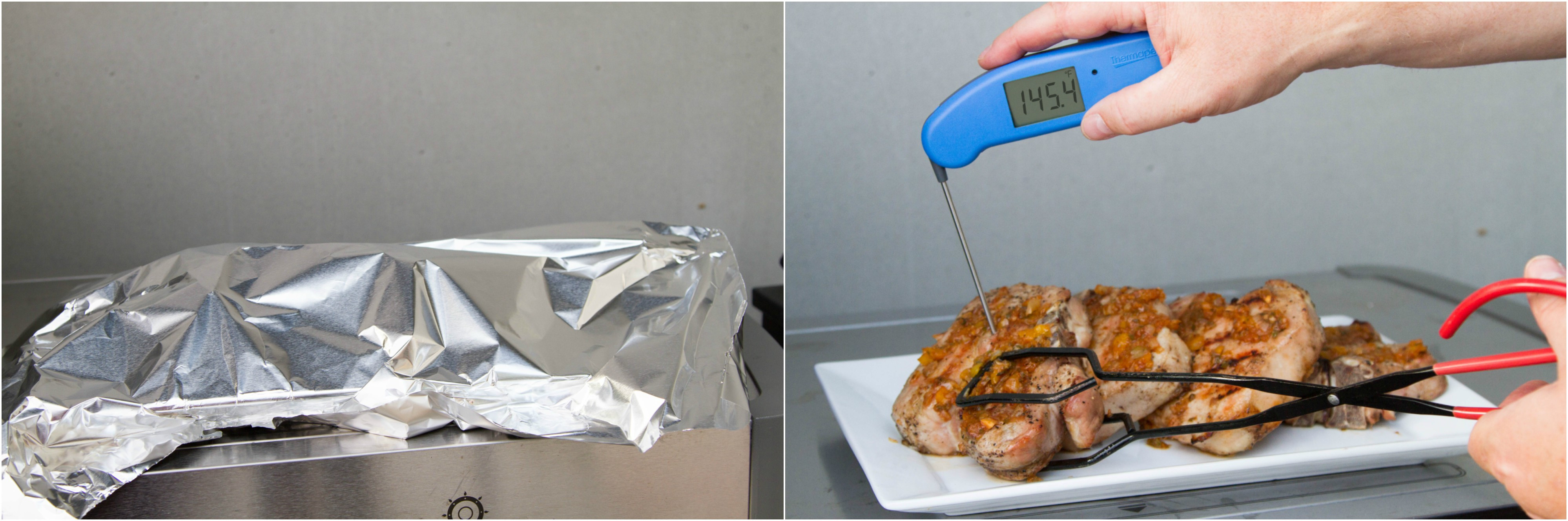 Internal Temp For Pork Chops  How to Grill Thick Cut Pork Chops ThermoWorks