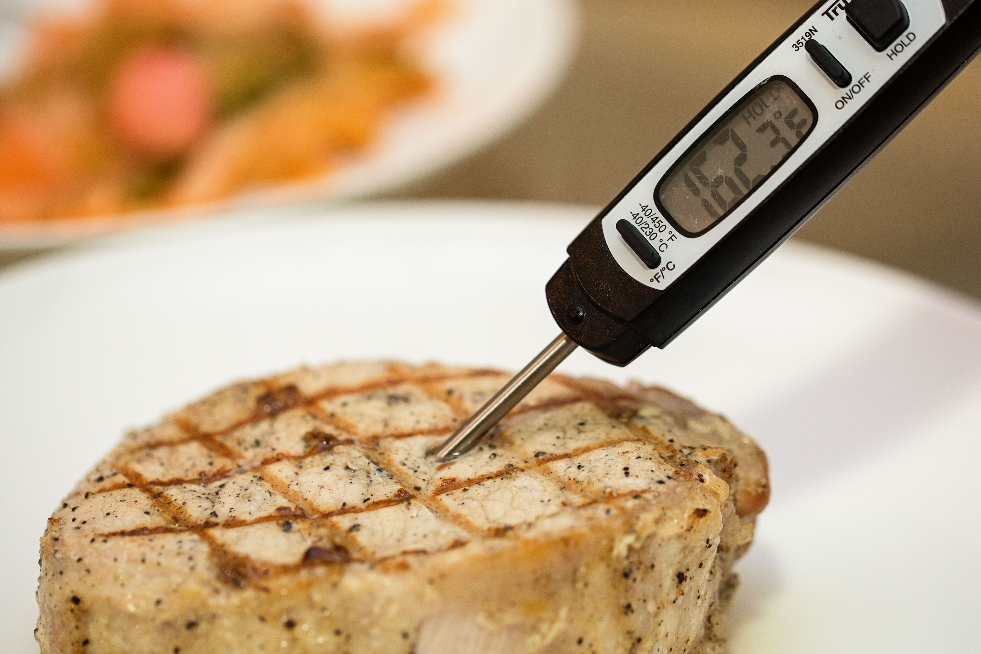 Internal Temp For Pork Chops  How to Grill Thick Pork Chops