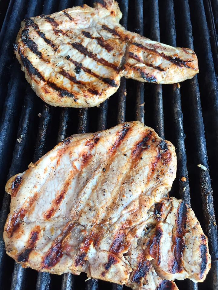 Internal Temperature Of Pork Loin  Pork Chops Internal Temperature Grill
