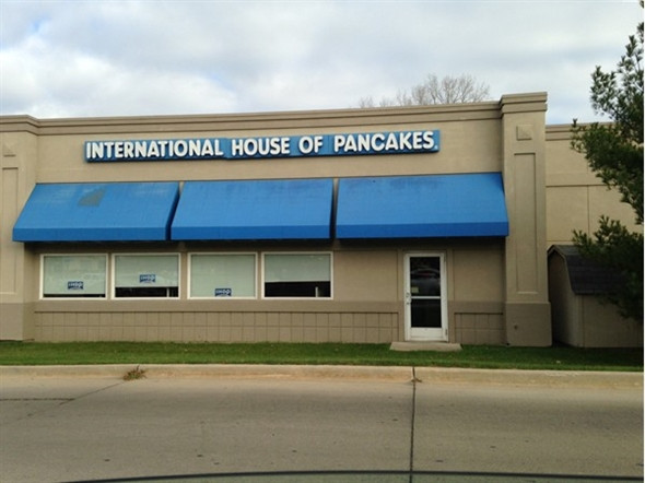 International House Of Pancakes  IHOP International House of Pancakes on the south side