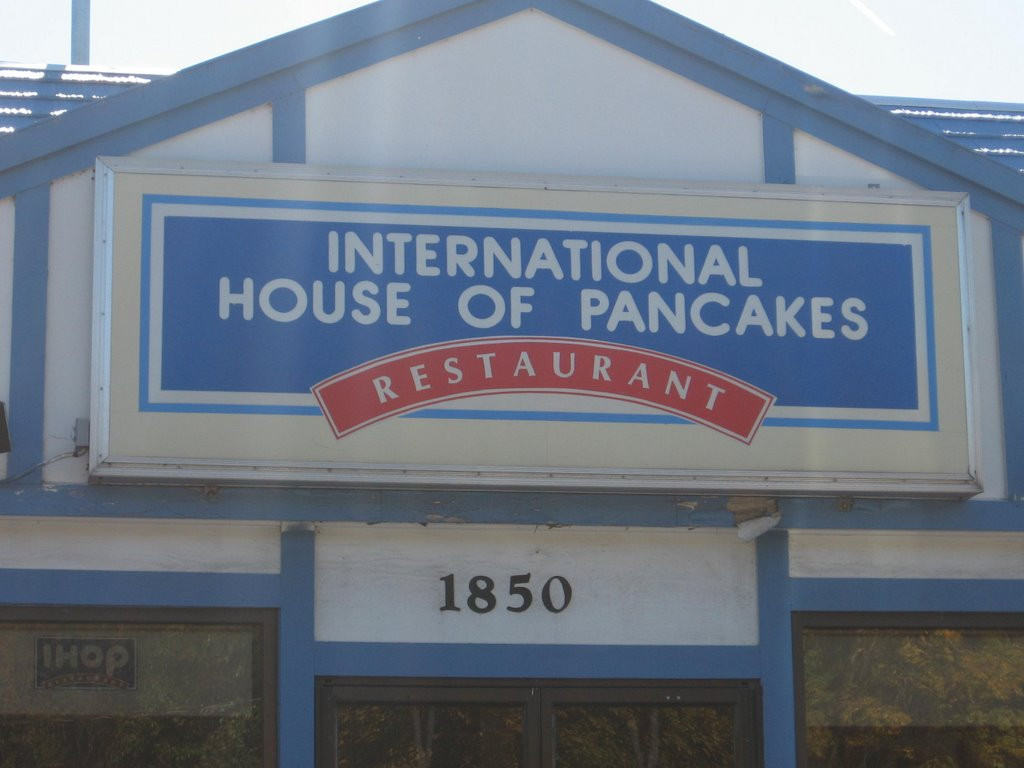 International House Of Pancakes  Poopin Around Town International House Pancakes