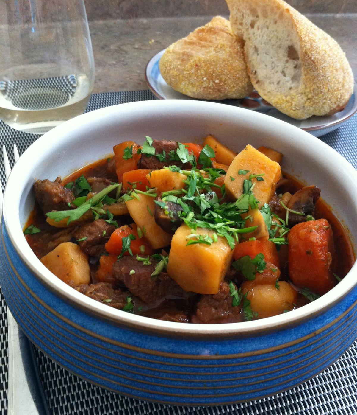 Irish Beef Stew  Irish Beef Stew to Celebrate Saint Patrick s Day Recipes