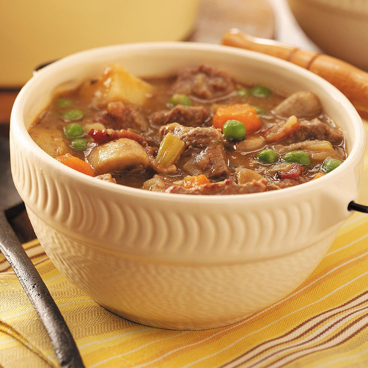 Irish Beef Stew  Irish Beef Stew Recipe