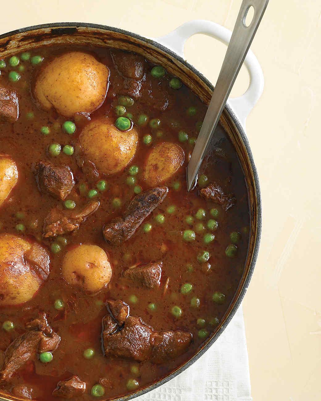 Irish Beef Stew  Irish Beef and Stout Stew