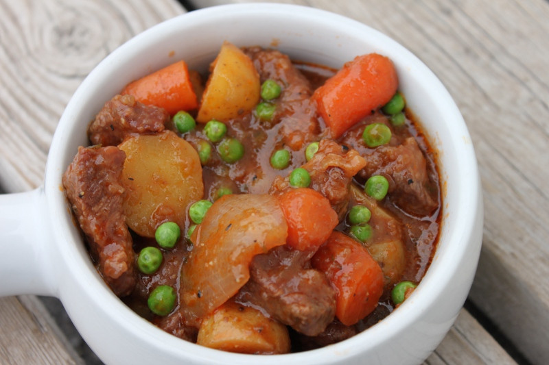 Irish Beef Stew  Irish Beef Stew GlutenFreeClub