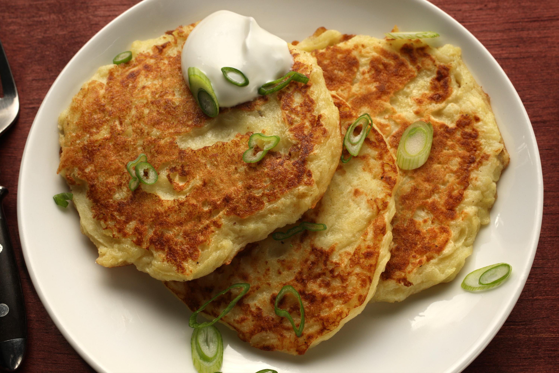 Irish Potato Pancakes  Boxty Irish Potato Pancake Recipe Chowhound