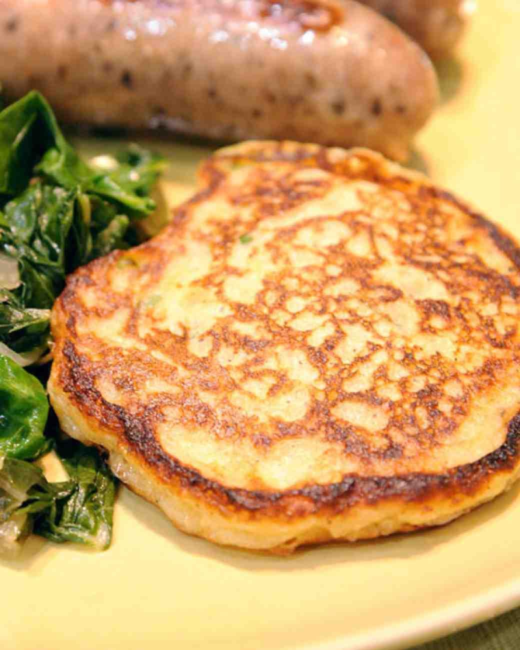 Irish Potato Pancakes  Irish Boxty Potatoes Recipe & Video