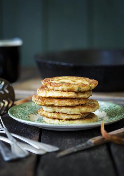 Irish Potato Pancakes  Gluten Free Irish Potato Pancakes