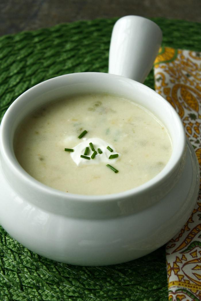 Irish Potato Soup  Irish Potato Soup