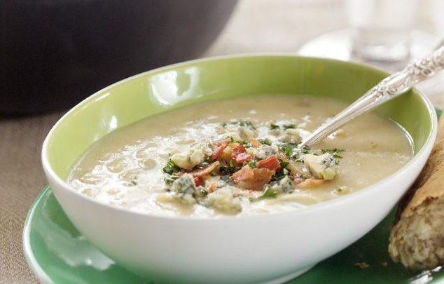Irish Potato Soup  Irish Potato Soup with Cheese and Red Ale Recipe Relish