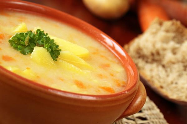 Irish Potato Soup  Irish recipes for St Patrick's Day