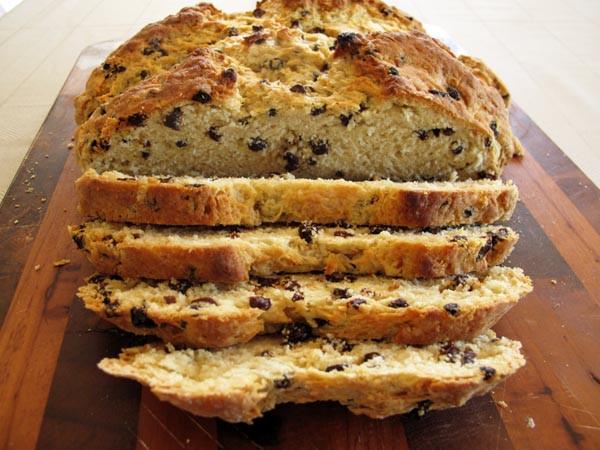 Irish Soda Bread With Raisins  Irish Soda Bread
