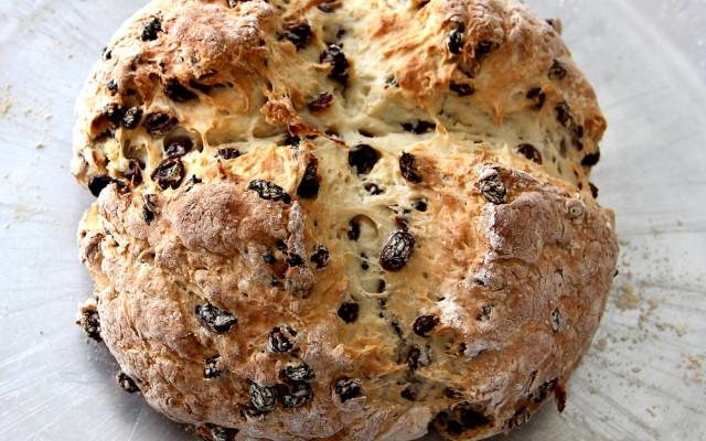 Irish Soda Bread With Raisins  RECIPE Irish Soda Bread with Raisins