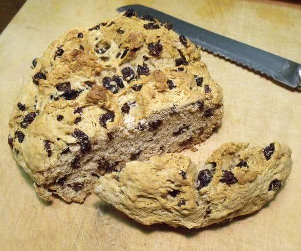 Irish Soda Bread With Raisins  Irish Soda Bread with Raisins • Curious Cuisiniere