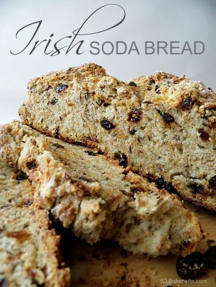 Irish Soda Bread With Raisins  Irish Soda Bread with Raisins Bakerette