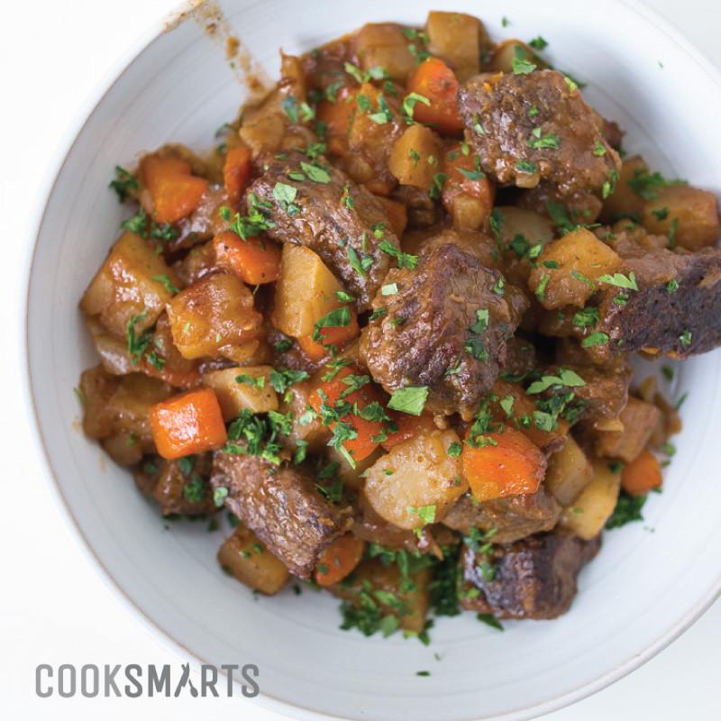 Irish Stew Slow Cooker  Irish Beef Stew Slow Cooker Recipe — Dishmaps