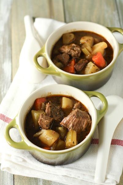 Irish Stew Slow Cooker  Irish Beef Stew Slow Cooker Recipe