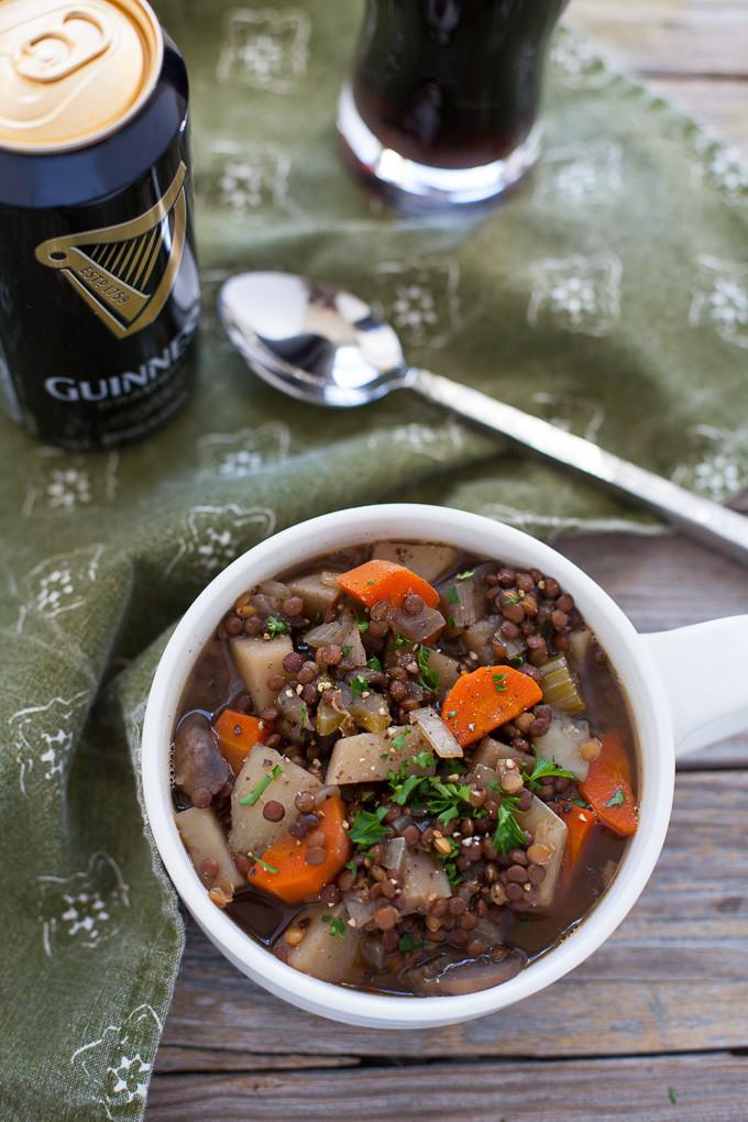 Irish Stew Slow Cooker  Kara Lydon