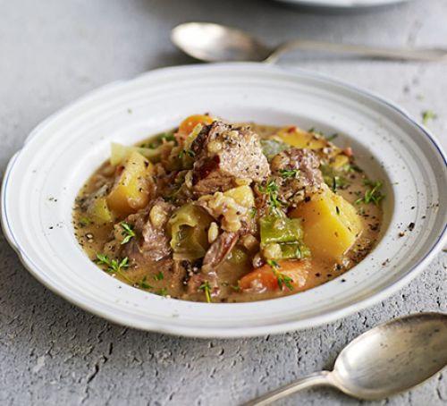 Irish Stew Slow Cooker  Slow cooked Irish stew recipe
