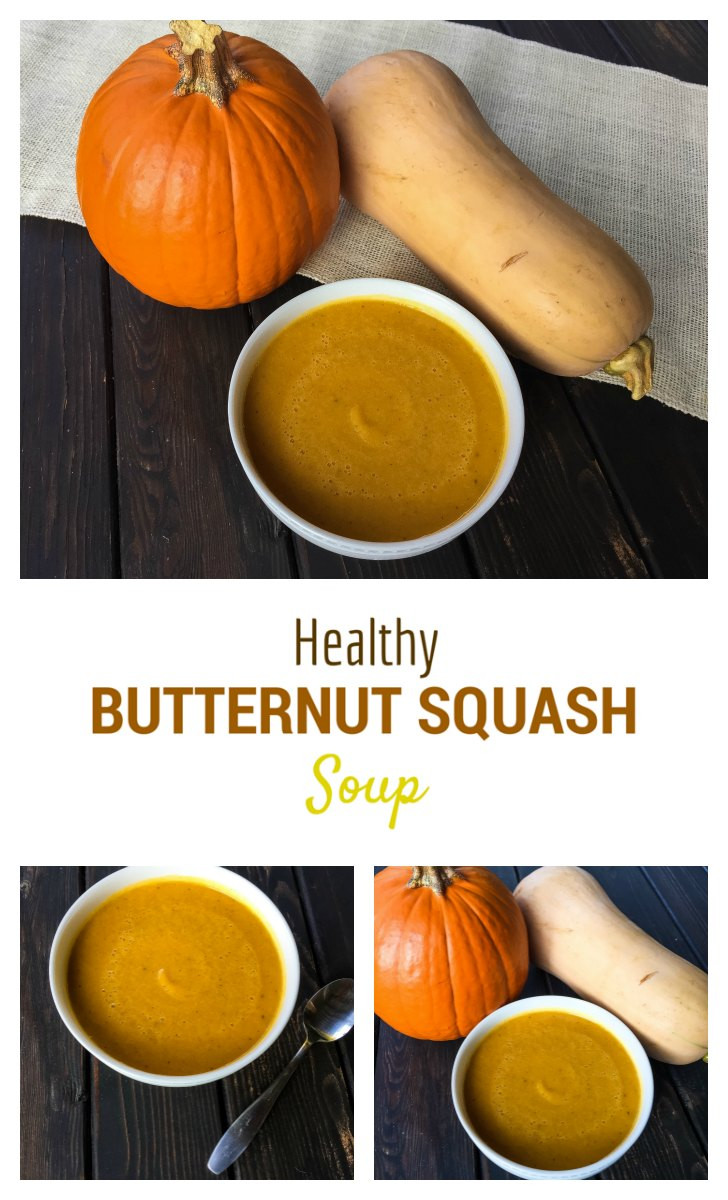 Is Butternut Squash Healthy  Healthy Butternut Squash Soup [GUEST POST] The Coconut